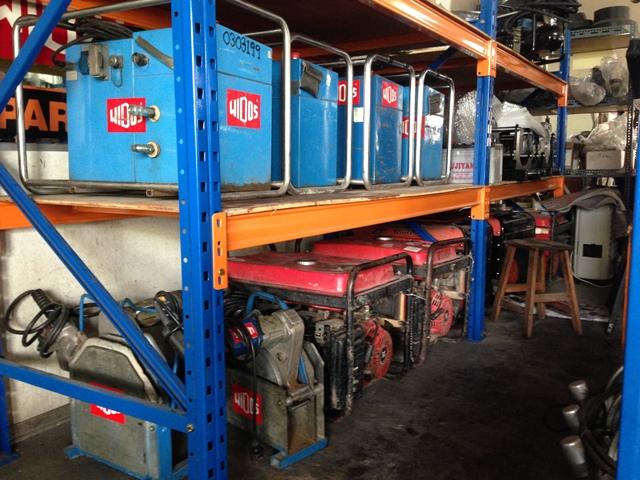 Rental of CNC